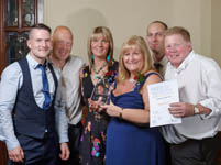 Guide Bridge MOT and Service Centre receive the Pride of Tameside Business of the Year award