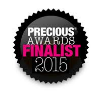 finalist pin Precious Awards