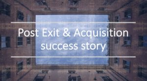 Post exit and acquistion
